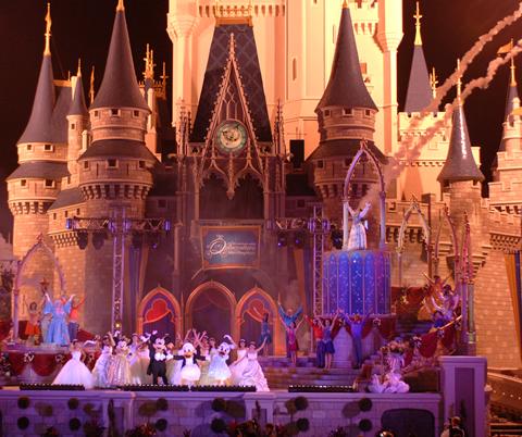 Quinceañera en Disney