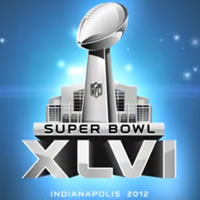 Super Bowl 2012 Logo